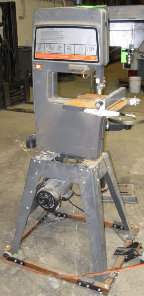 used wood band saws for sale